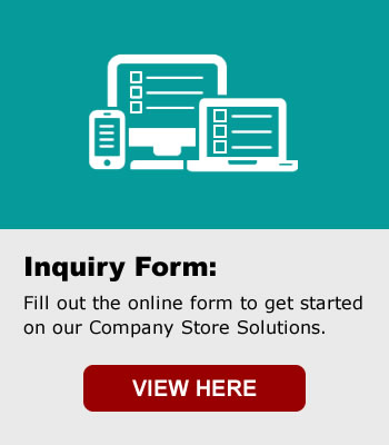 Company Store Inquiry Form